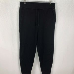Hugo Boss Large Black Joggers 3 Pockets